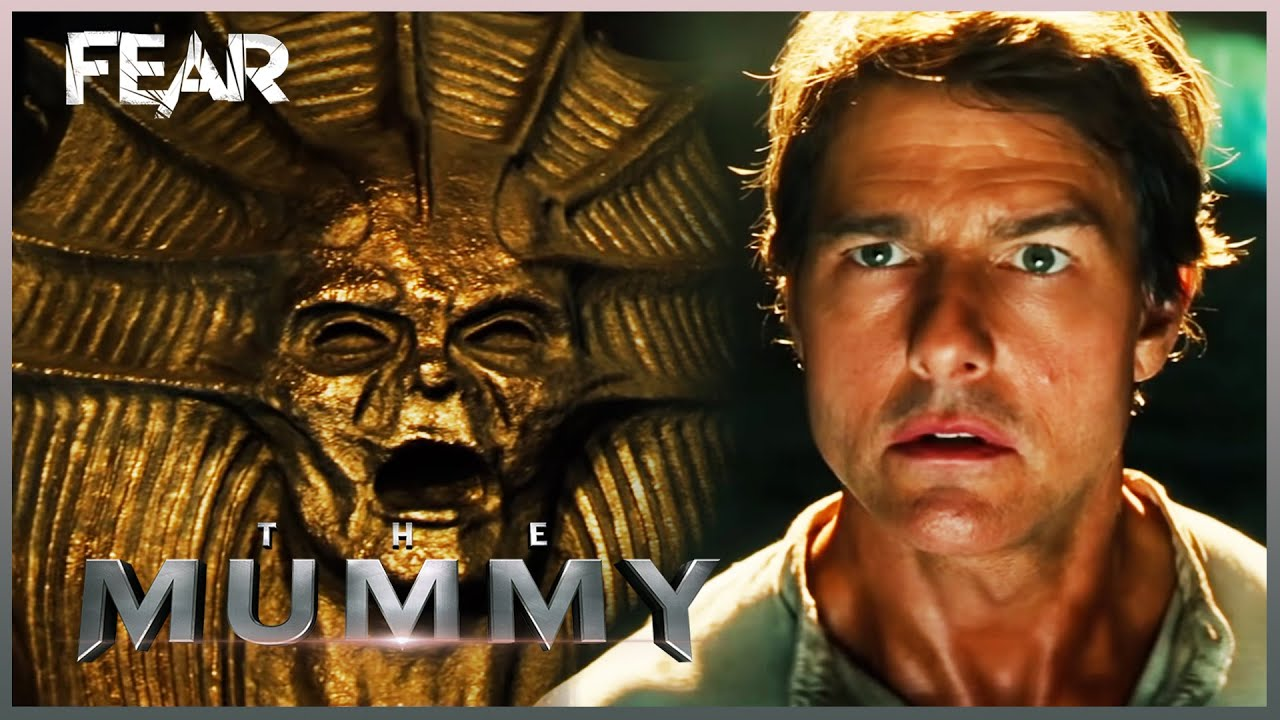 Download Ahmanet Is Freed From Her Prison | The Mummy (2017)