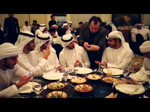 ADROWS Gala Dinner in Dubai