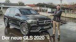 Der neue GLS 2020 | Ein Gigant auf vier Rädern | Wir zeigen ihn euch!