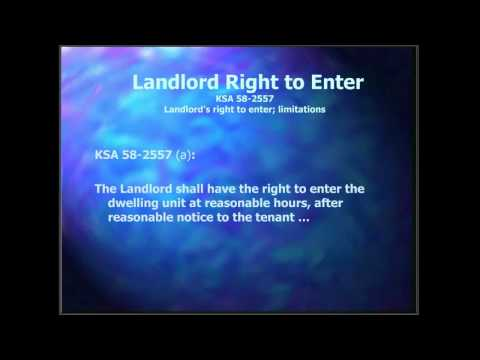 Module 6 - Renters Rights (Housing and Credit Counseling, In