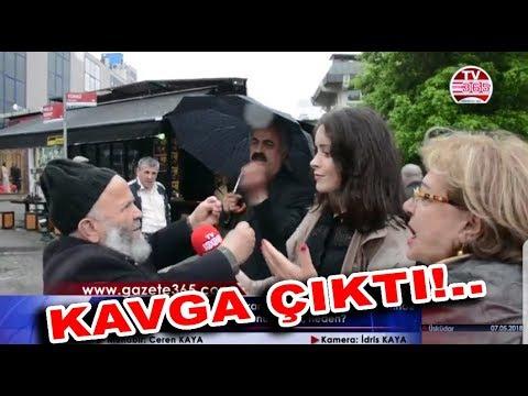 AK Parti'yi çılgınca savunan amca: 155'i arıcam 15 Temmuz hainleri...