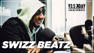Swizz Beats On Meeting DMX, Creating Ruff Ryders' Anthem & More