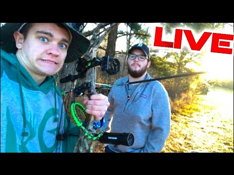Bow Hunting LIVE! Ep.2