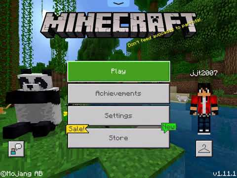 Minecraft How To Get X-ray On Mobile