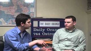 The Daily Orange: On The Beat 2/14/11 WVU postgame