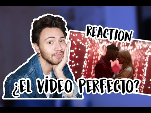 TAYLOR SWIFT 'LOVER´(VIDEO) LATIN REACTION | Niculos M thumbnail