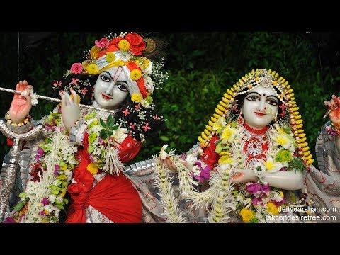 Sri Sri Radha Gopinath Temple Mangal Arati Darshan 25th May 2018 Live from ISKCON Chowpatty,Mumbai