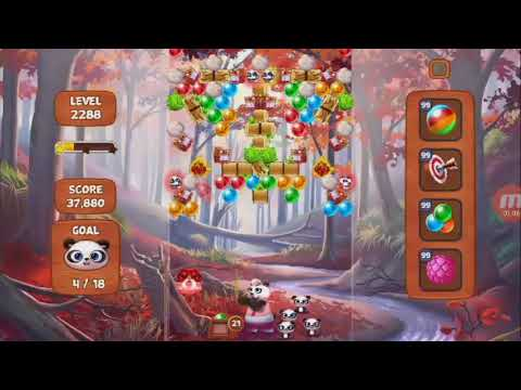 Panda Pop- Level 2288