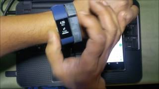Fitbit Charge 2 (Real life review) Call and Notification Test