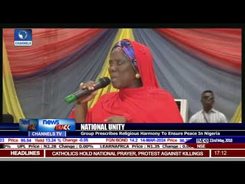 Group Prescribes Harmony To Ensure Peace In Nigeria
