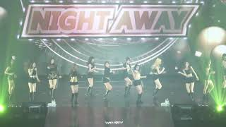 "190615 TWICE LIGHTS IN BANGKOK ""Dance the night away""remix"