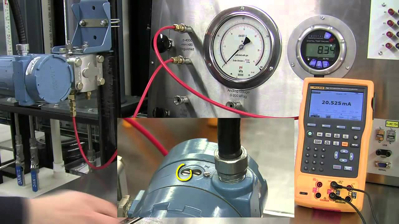 Open Tank Level Measurement Youtube