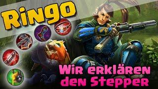 Ringo Tutorial für Neueinsteiger ✖ Let's Play Ringo ✖ Vainglory deutsch german