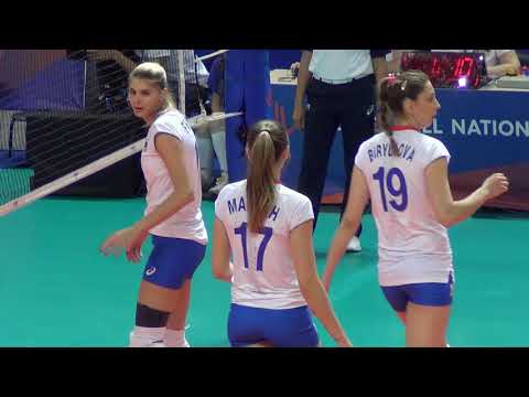 Лига наций. Россия vs Тайланд. The League of nations. Russia vs Thailand, 16/05/2017.
