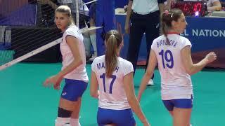 Лига наций. Россия vs Тайланд. The League of nations. Russia vs Thailand, 16/05/2018.