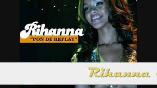 Rihanna - Pon De Replay Instrumental/Karaoke (Lyrics in Description)
