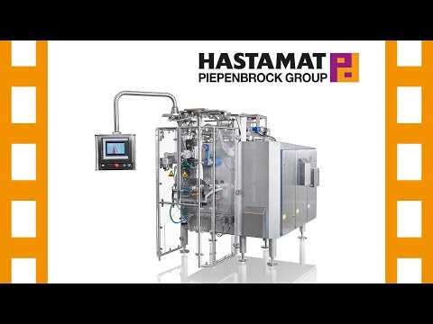 Vertical Form Fill Seal Machine (VFFS) | RM-series | Hastamat.com