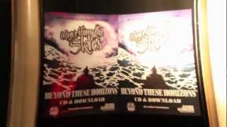 UNVEILING THE SKIES - RECORD RELEASE-PARTY 2012 -