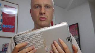 REGZA Tablet AT300 (Thrive)とApple iPad2の比較・レビュー Comparison of iPad2 & Thrive