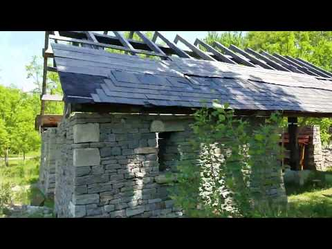 AMAZINGLY LARGE!! Dry Laid Stone Building 2014 - Willowbank Campus, Niagara ON Canada