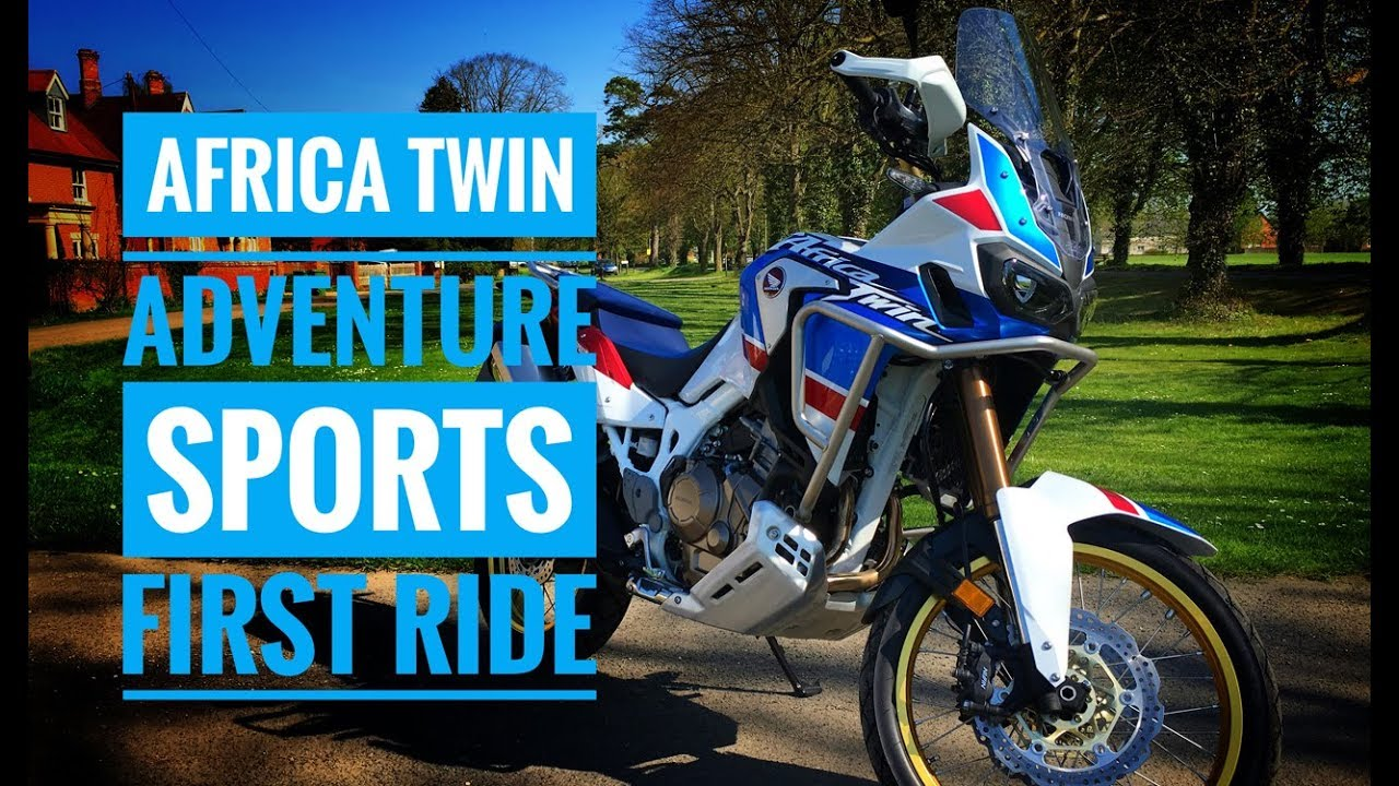 2018 Honda CRF1000L Africa Twin Adventure Sports Review
