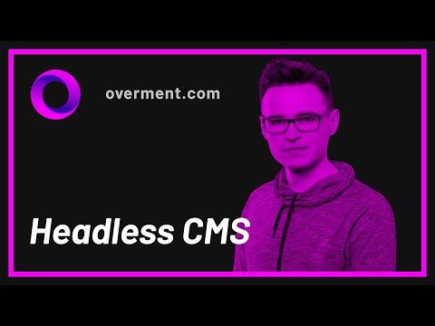 headless cms | Nikkies Tutorials