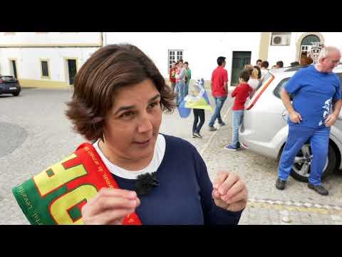 Portugal numa Bancada - tudo pronto em Barrancos!