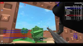 Roblox PAINTBALL With stickiymuddybuddy