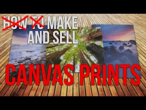 Photography Advice | Canvas Prints