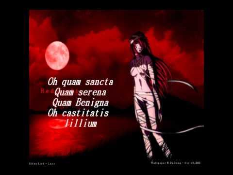 Elfenlied Lilium Saint Version (Lyrics)