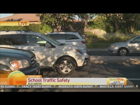 Elk Grove School Traffic Live