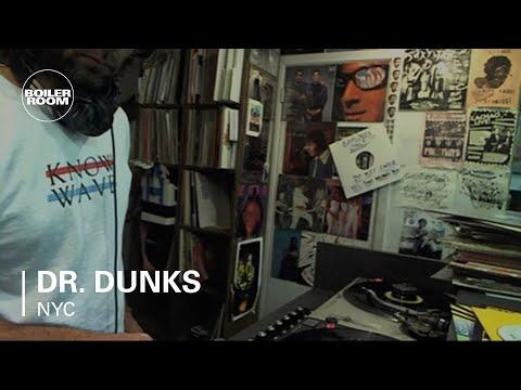 Dr. Dunks Boiler Room NYC x A1 Records DJ Set
