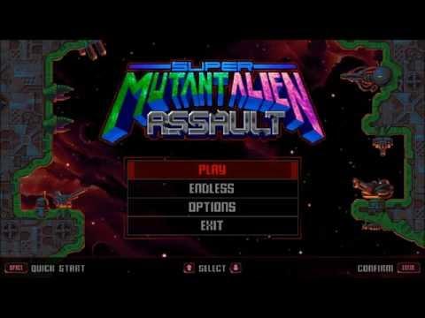 Mutant Alien Assault EP 1 |