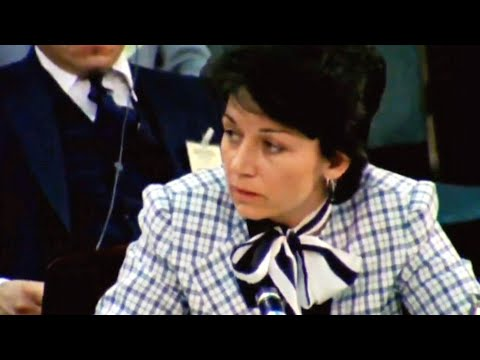 Archive: Mary Simon spars with Pierre Trudeau in 1984