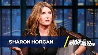 Sharon Horgan Remembers Her Last Dinner with Carrie Fisher