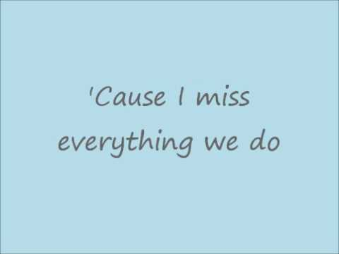 One Direction - Half A Heart (Lyrics)
