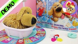 Gra Soggy Doggy! Szczeniak w wannie - unboxing!