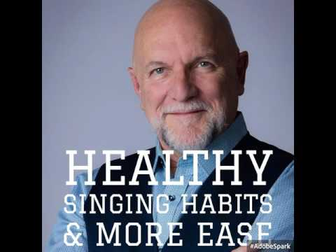 Podcast Episode 027: Tim Seelig about Healthy Singing Habits and Finding More Ease