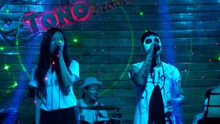 Tono xin cảm ơn - Hoàng Bảo ft Uyên Moon ( Tono Acoustic Coffee)