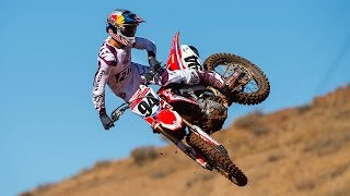 Racer X Films: Team Honda HRC 2017 with Ken Roczen & Cole Seely