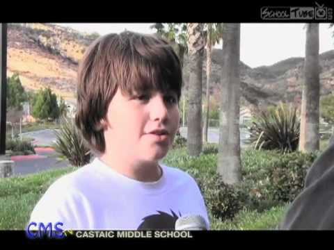 SCVTV.com 11/4/2011 Castaic Middle School TV | Halloween Spectacular, Jethro Club, more