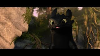 【NG】來介紹一部男子不畏懼他人眼光成為龍騎士的動畫電影《馴龍高手 How to Train Your Dragon》