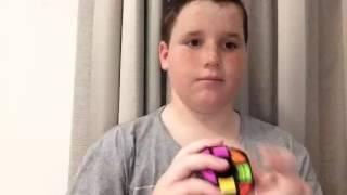 The Void Ryan's Rubik's cube