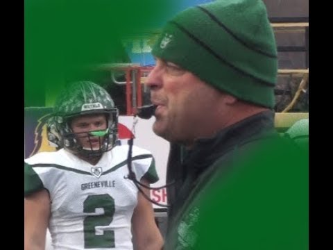 Greeneville wins back to back football State Championships AGAIN