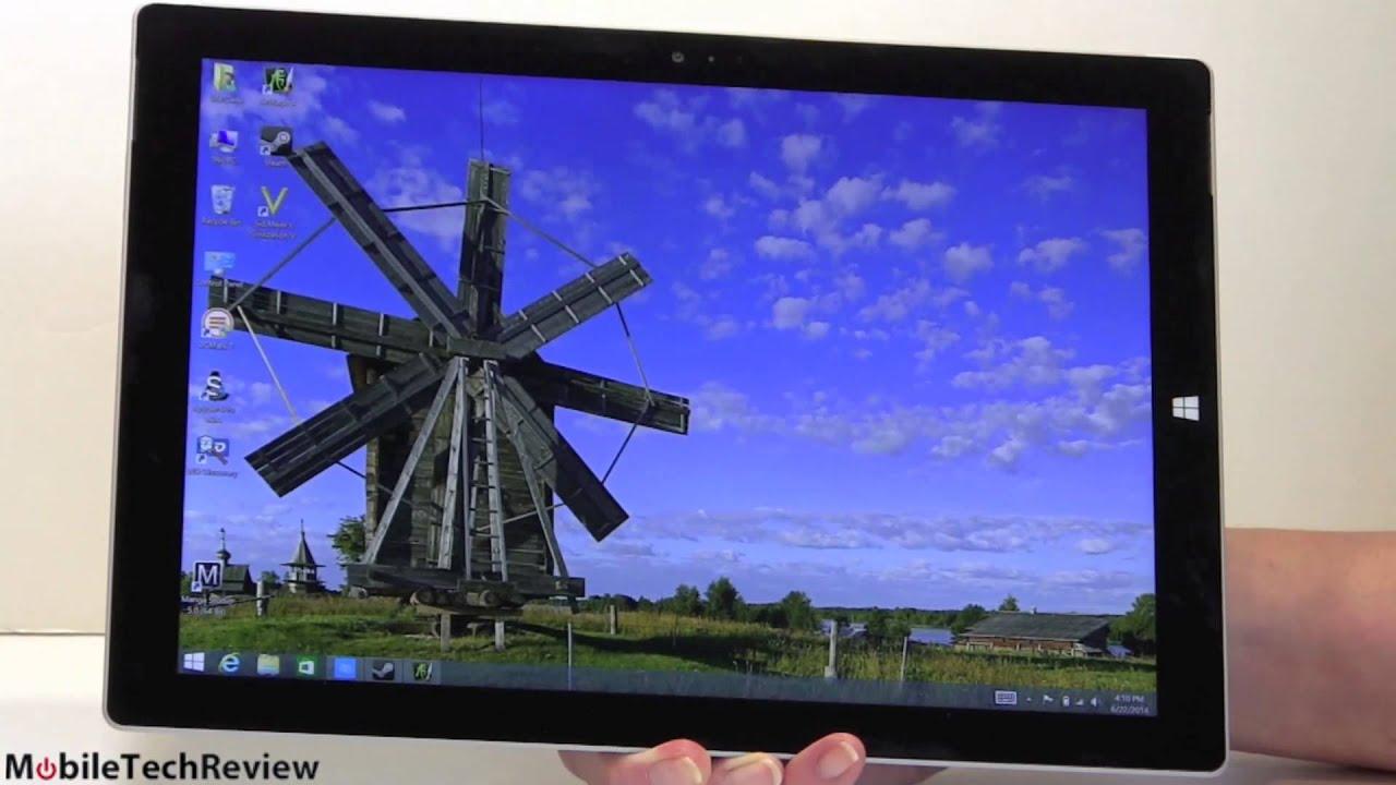 Microsoft surface pro 3 reviews - Microsoft Surface Pro 3 Reviews 15