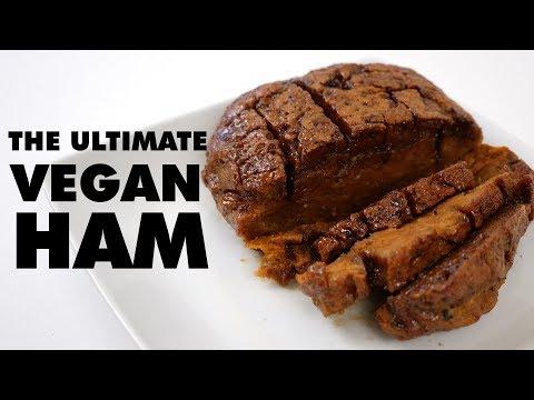 The Ultimate Vegan Ham // Easter Dinner Recipe