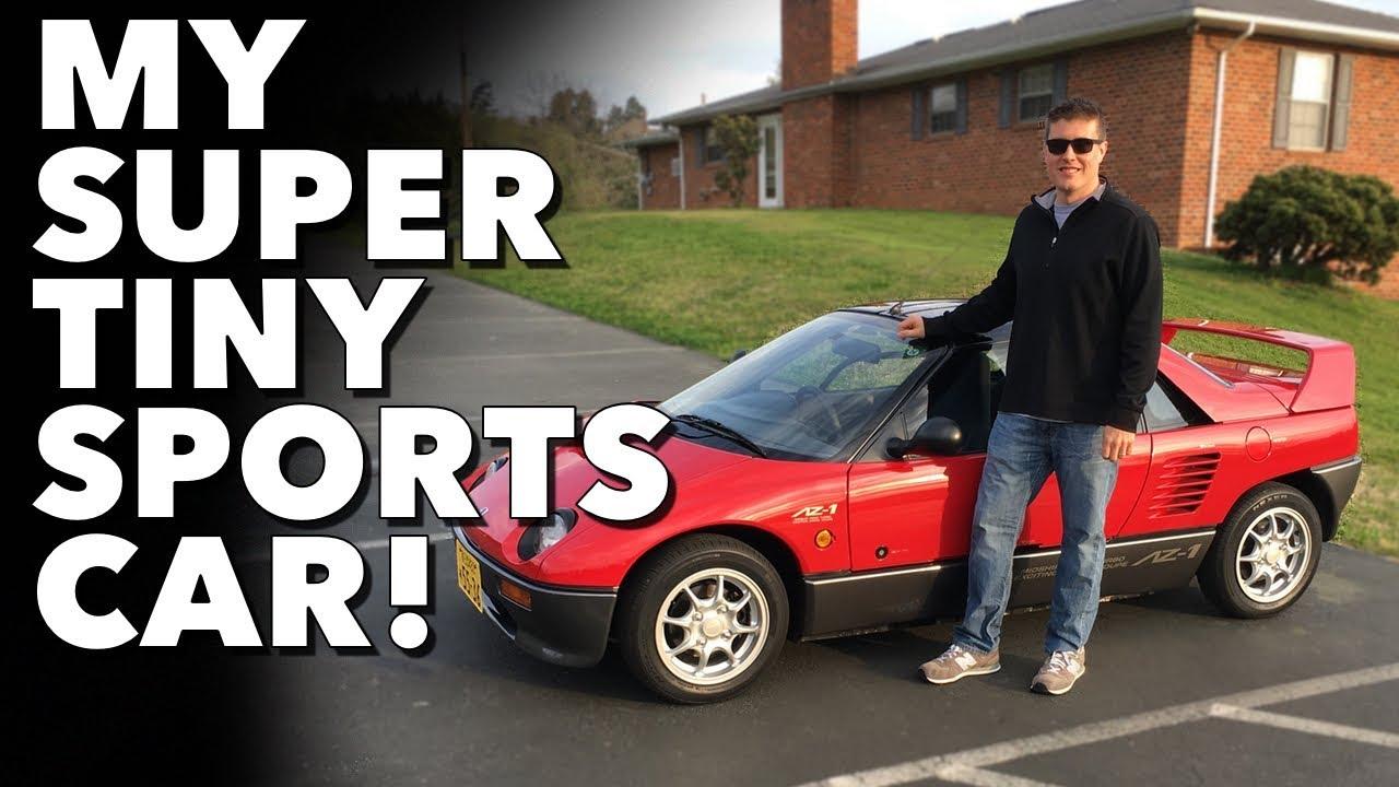 1992 Autozam Az 1 My Super Tiny Sports Car Part