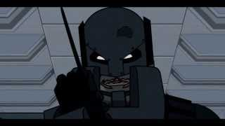 Постапокалипсис - Бэтмен против Терминатора