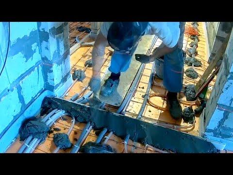 видео: Теплый водяной пол с ПЕНОПЛЭКС своими руками СТРОИМ ДЛЯ СЕБЯ