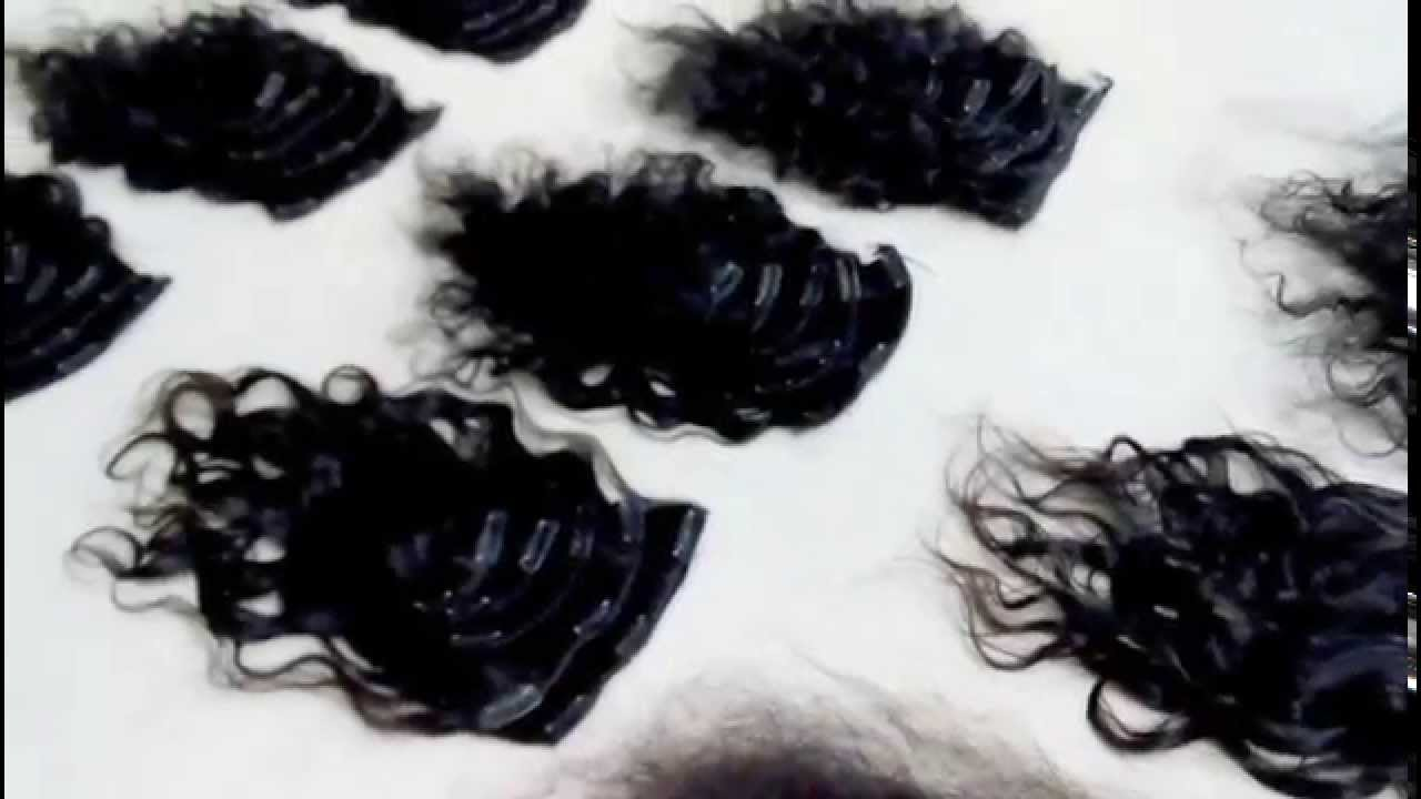 Virgin Remy Clip In Human Hair Extensions Wholesale Supplier Chennai
